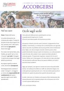 Avvento 2019 Caritas