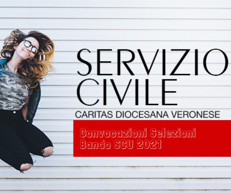 Convocazioni Selezione Servizio Civile Universale 2020
