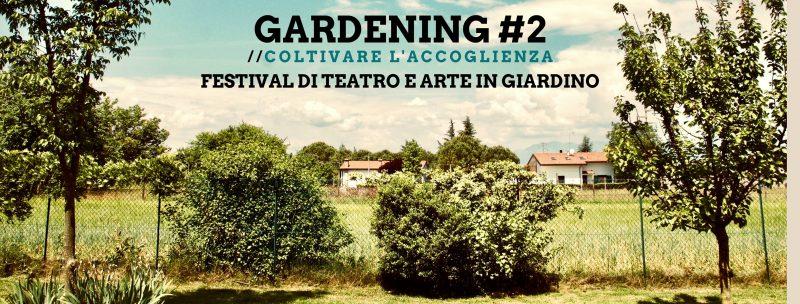 gardening coltivare l'accoglienza